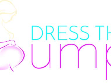 Logo Design - Dress The Bump