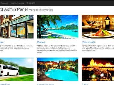 Tourism Management System