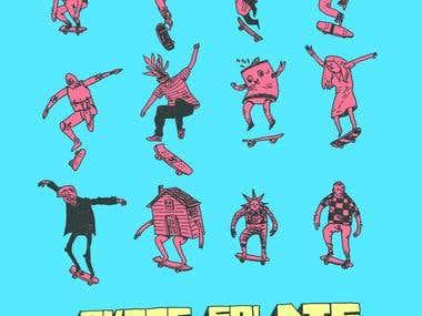 Skate 'Er Die