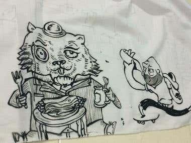 Doodle Event