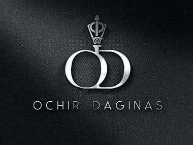 Ochir Daginas logo