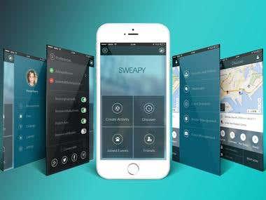 Sweapy App
