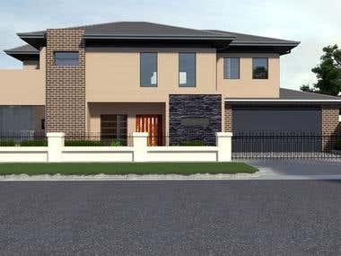 Exterior design (Home Design)