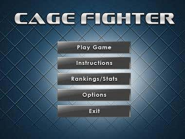 Cage Fighter Game