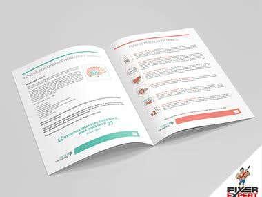 12 XA4 Pages Brochure-Company Profile 4 CORTEX CONSULTATION.