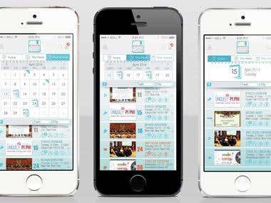 My Weekend Event App
