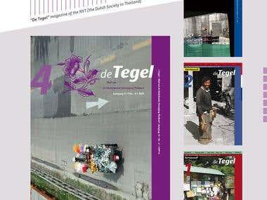 De Tegel | Magazine