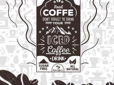 Real Coffee Packaging