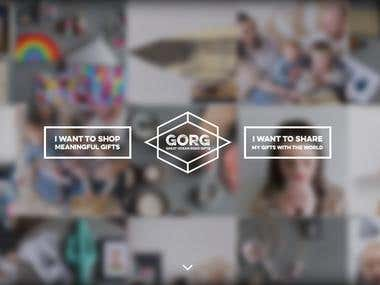 Ecommerce webite with nice js work