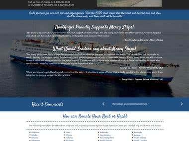 BoatAngel - Boat Donations