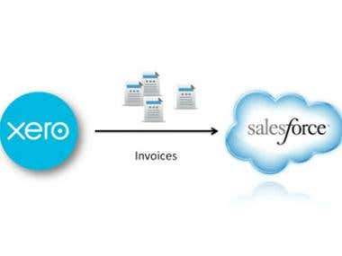 Xero Integration with Salesforce