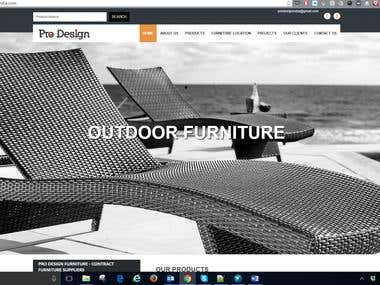 Website Furniture house -- http://www.prodesignindia.com