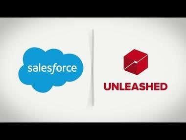 Unleashed Integration With Salesforce