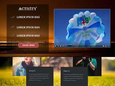 website for aruba holiday