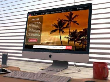 website for aruba