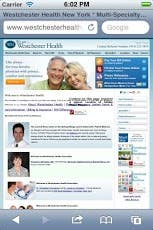 westchester Health Android