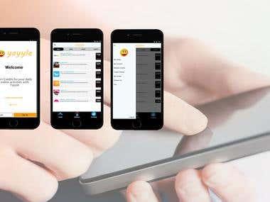 Redeem Mobile App