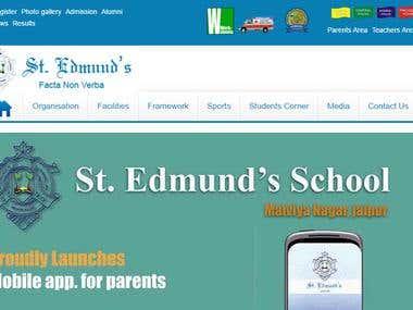 St. Edmund's school