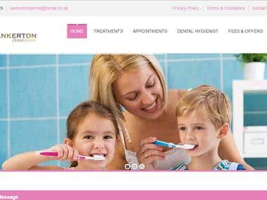 Dental Health Related Website