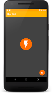 Flash SOS  Android App
