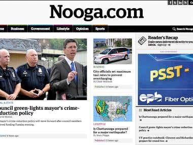 Nooga | Chattanooga News