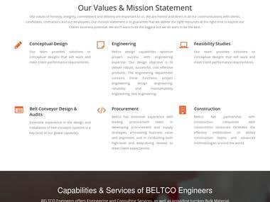 Betco engineers