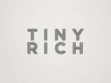 Logo: Tiny Rich