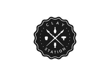 Clay Station Logo