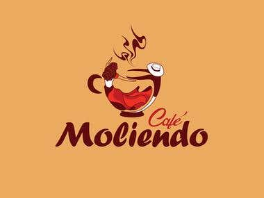 Logo for Cafe Moliendo