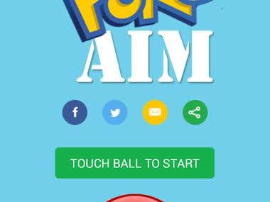 PokeAim A Pokemon Aimer Application