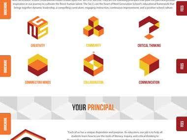Website designed & developed