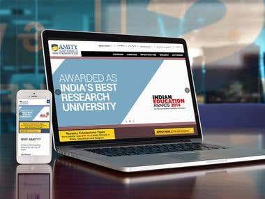 University Website