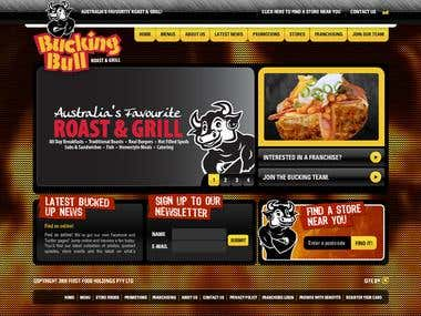 Custom built CMS for an Australian Franchise