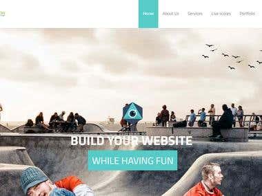 Satyamtech Website