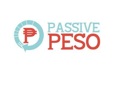 Design logo for Passive peso