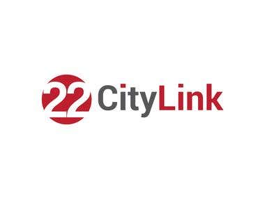 Design logo for 22 City Link