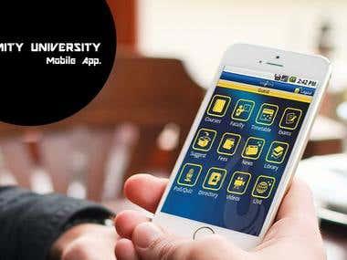 Amity University Mobile Apps
