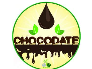 Label Design - Chocodate