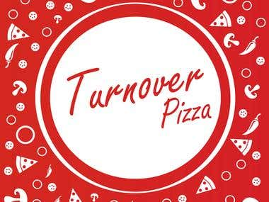 """Turnover Pizza"" - Branding"