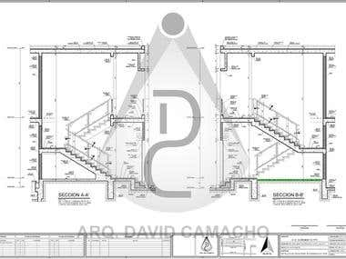 PROJECT PLANS - CAD Drawings