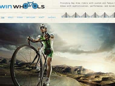 Twin Wheels - Web Project