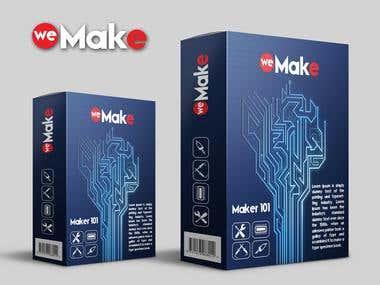 Packaging Design - weMake