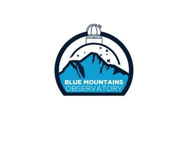 Logo for Blue Mountains Observatory
