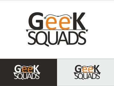 Geek Squad Logo Design