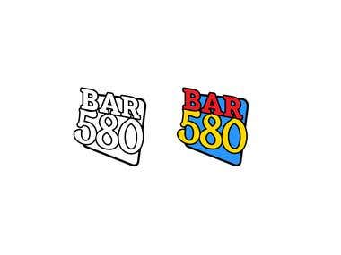 Logo for BAR 580