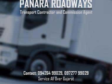 Panara Roadways - WhatsApp WallPaper