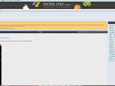 Mobilism - server