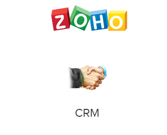 Zoho CRM API management.