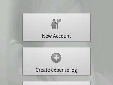 Spensit application for Android