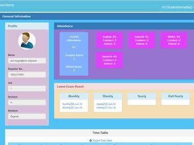 Unique School Management System